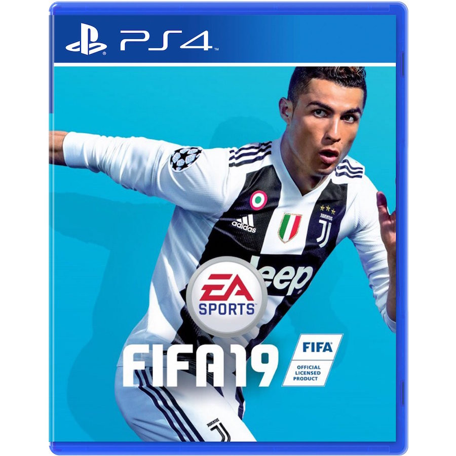 Fifa 19 Game Cover