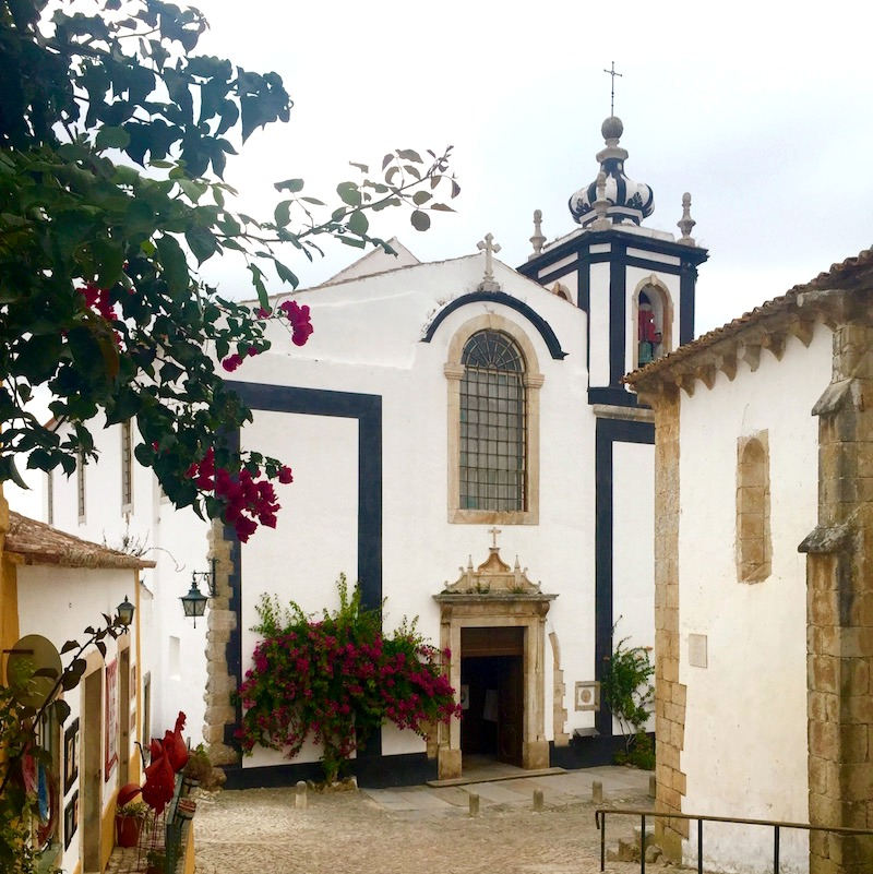 A local church in Obidos