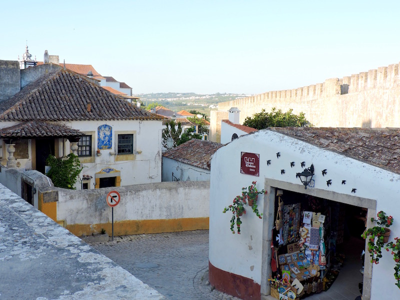 Entrance of Obidos