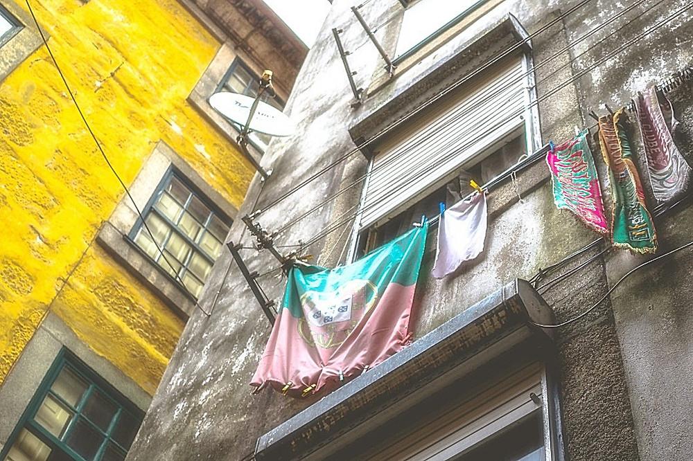 Portuguese soccer pride flying high