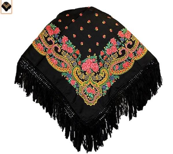 Portuguese regional scarf