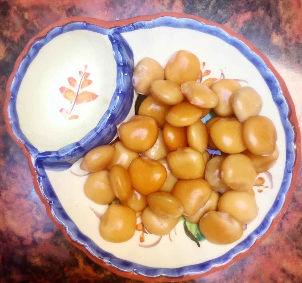 Tremoços, Portuguese Lupini Beans - Recipe