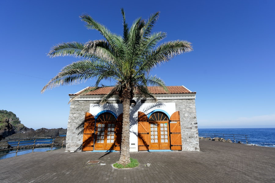 A traditional building in Madeira, Portugal by @imagefactory