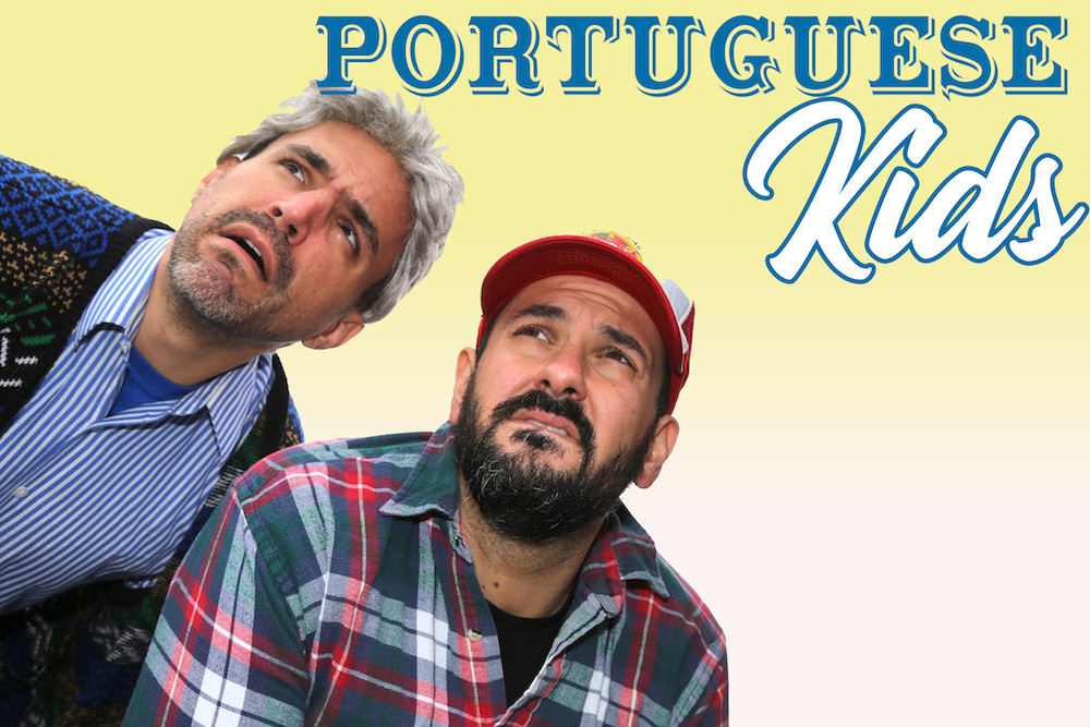 Portuguese Kids look confused