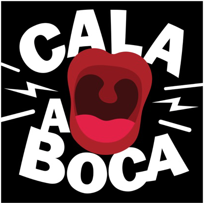 Cala a Boca podcast about Portuguese culture