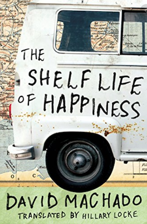 The Shelf Life of Happiness, a novel about a family and the Portuguese financial crisis