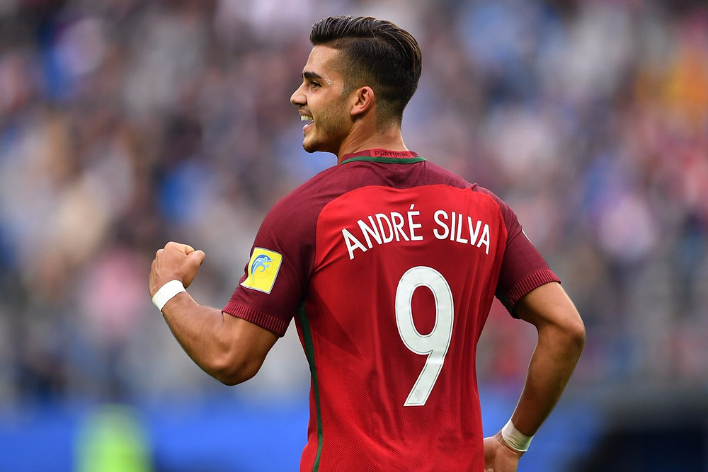 André Silva - Forward for Portugal's National Team