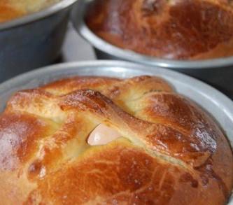 Massa Sovada: Portuguese Sweet Bread
