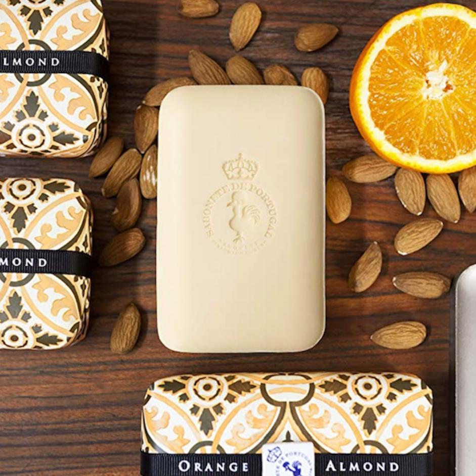Castelbel soap made in Porto