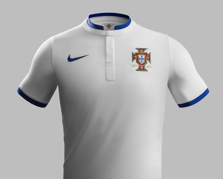 2014 World Cup Portugal Away kit