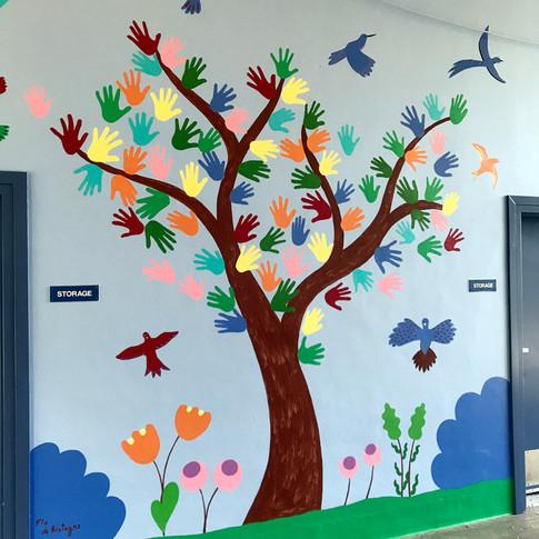 Hoover Community School, Redwood City