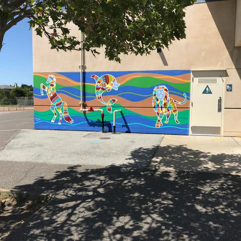 Henry Ford Elementary School, Redwood City