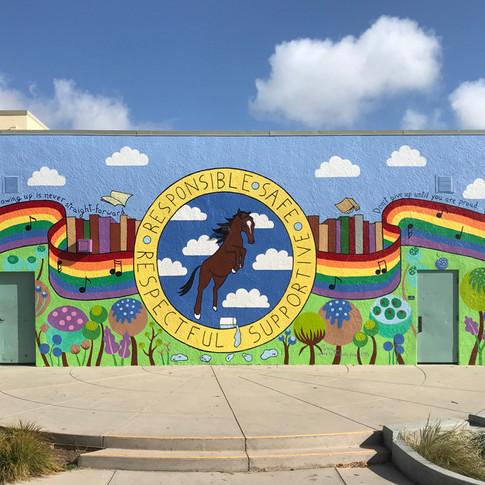 Central Middle School, San Carlos