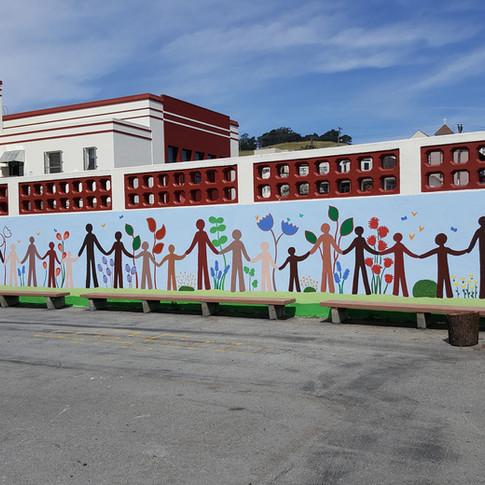 Visitacion Valley Elementary School, san francisco