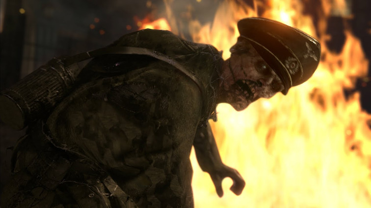 Call of Duty: WWII, Zombies