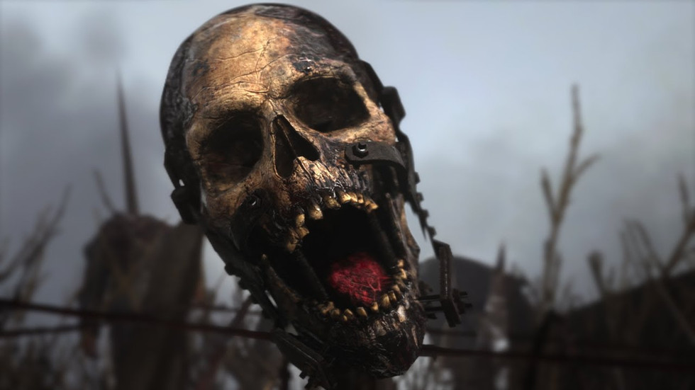 Call of Duty: WWII, Zombies, DLC1