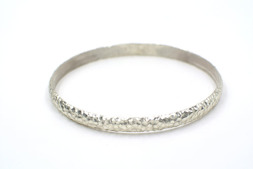 Unique Textured Bangle