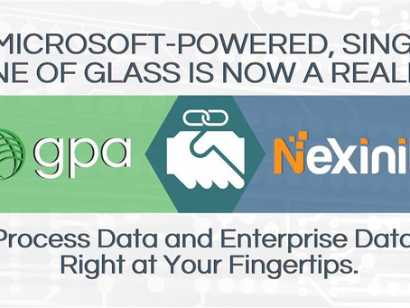 A Microsoft-Powered Single Pane of Glass Now a Reality (Full Webinar)