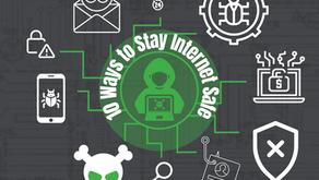 10 Ways to Stay Internet Safe