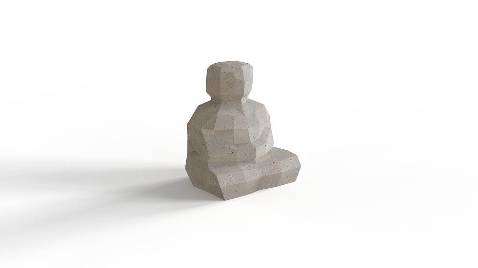 Buddha Camino Blanco