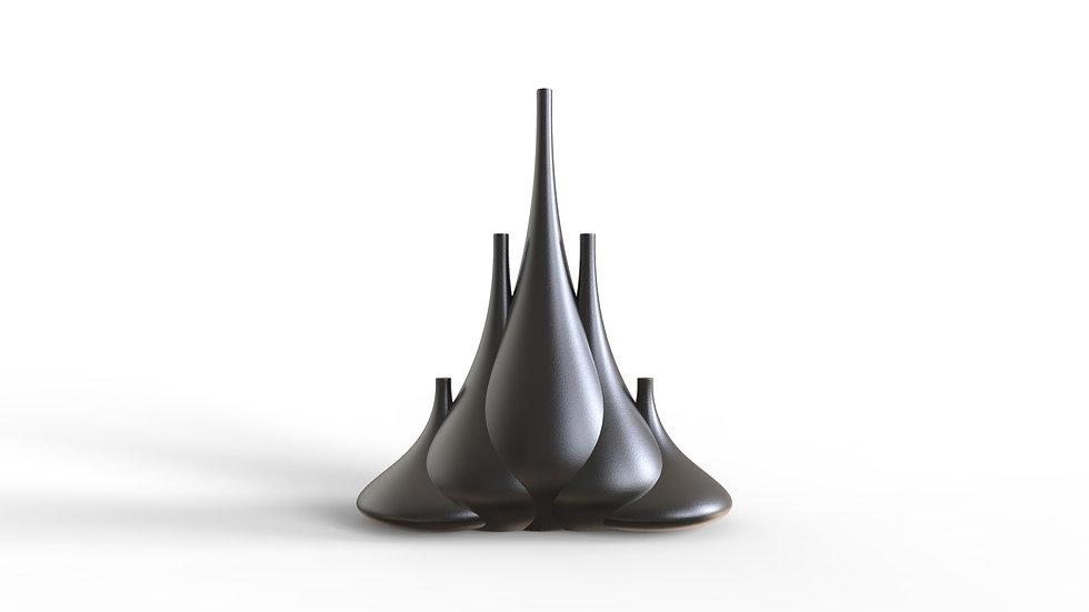 Escultura Codicia 02