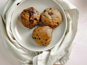 Recette du cookie vegan parfait