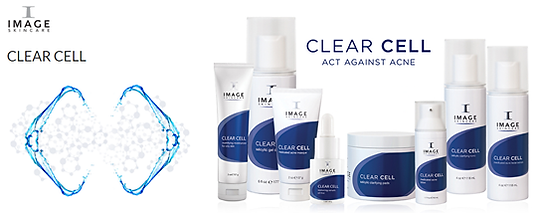 clear cell image skincare shop beste cre