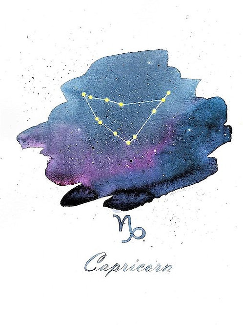 "Zodiac BOXED Series ""Capricorn"""
