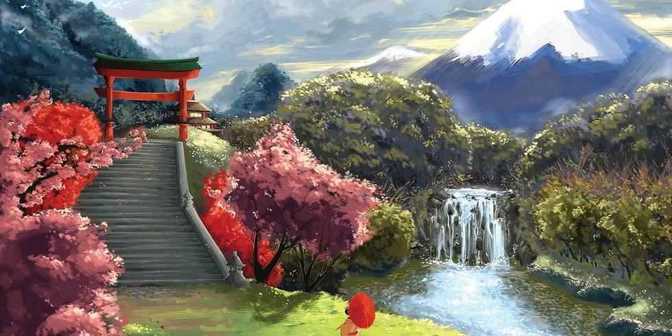 4/8-Spring Break Japan