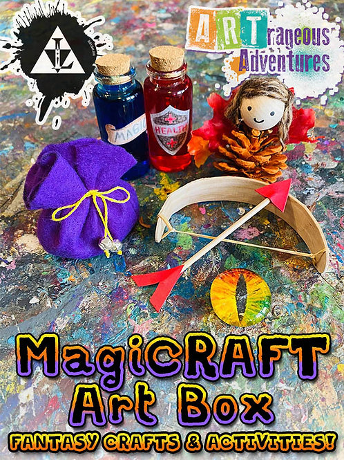 MagiCraft Art Box