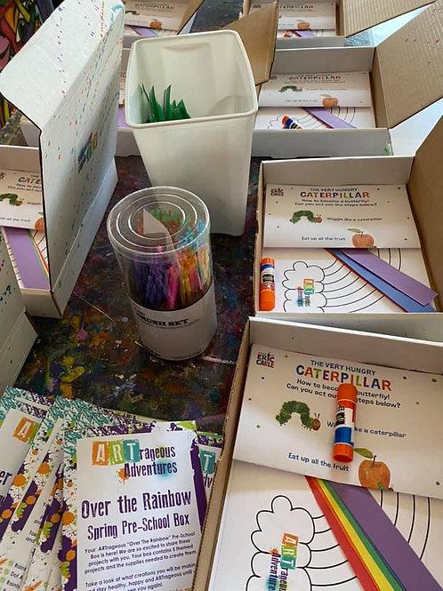 Over the Rainbow: Pre-school Box