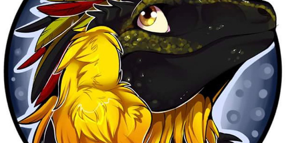 ARTrageous Presents: Dapper Raptor Studios Virtual Show