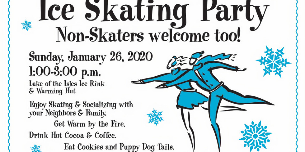 Ice Skate Party