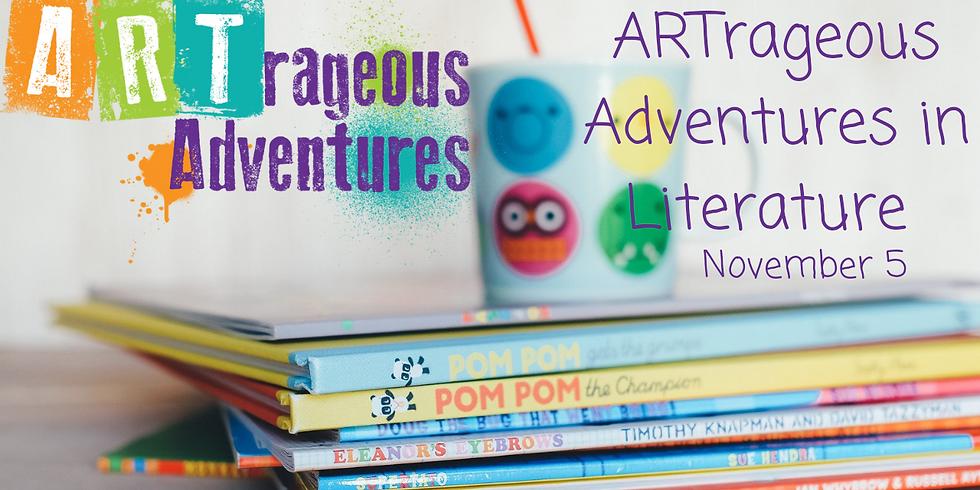 ARTrageous Adventures in Literature