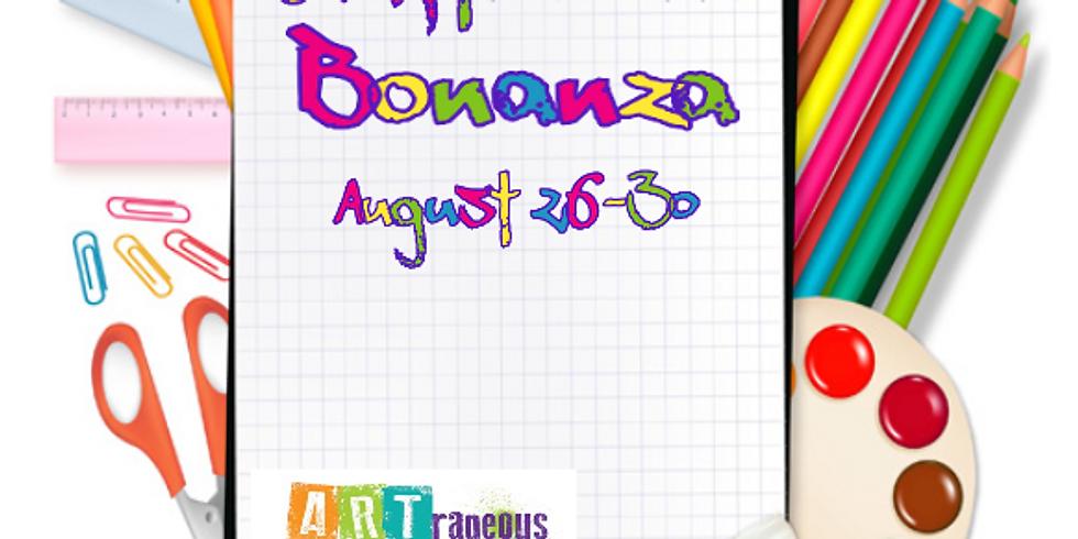Back to School Bonanza - Summer Camp