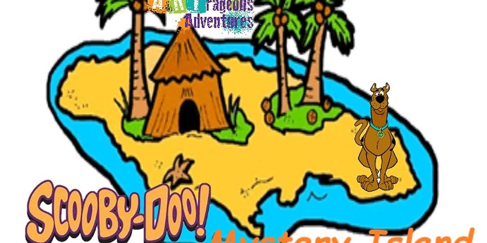 Scooby Doo Mystery Island