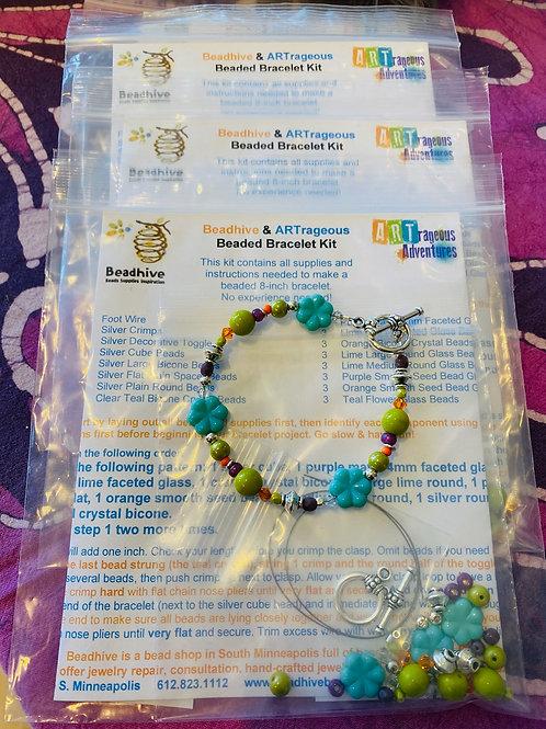 Beadhive & ARTrageous Bracelet Kit