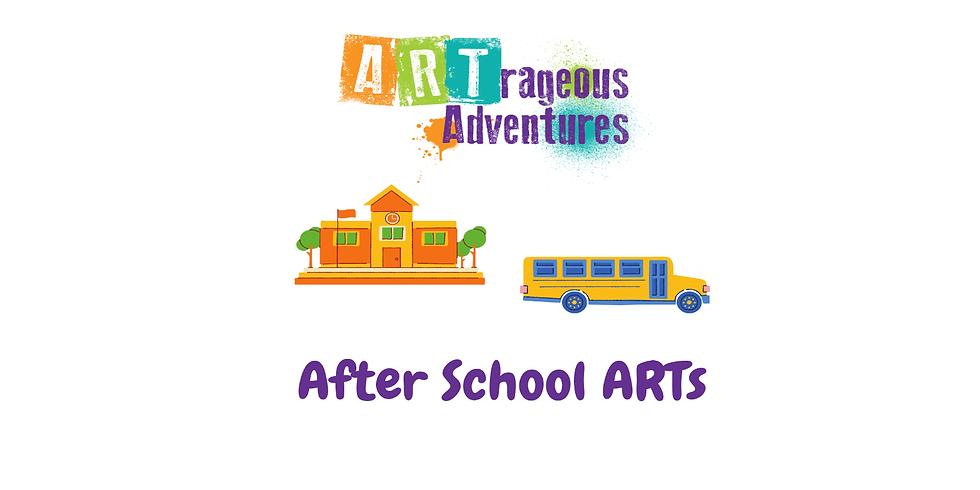 Fall Afterschool ARTs Deposit