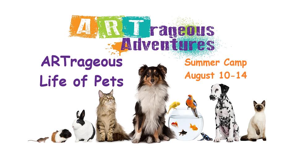 ARTrageous Life of Pets