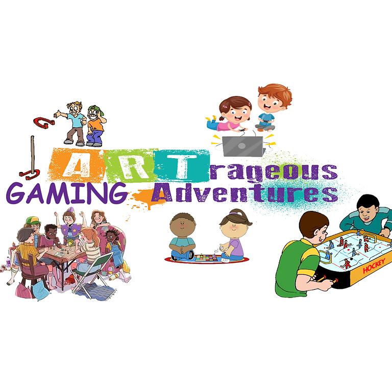 ARTrageous GAMING Adventures
