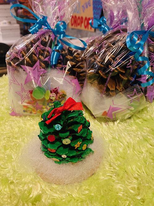 Pinecone Tree- Mini Craft