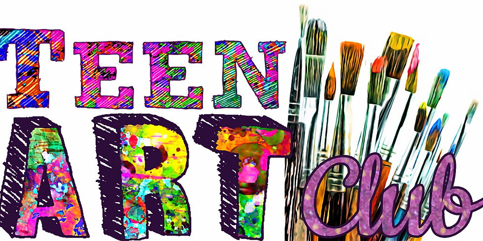 April: Teen ART Night