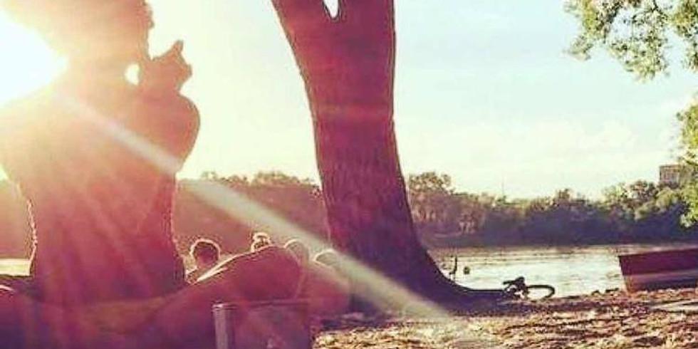 Yoga Thursday's @ East Cedar Lake Beach
