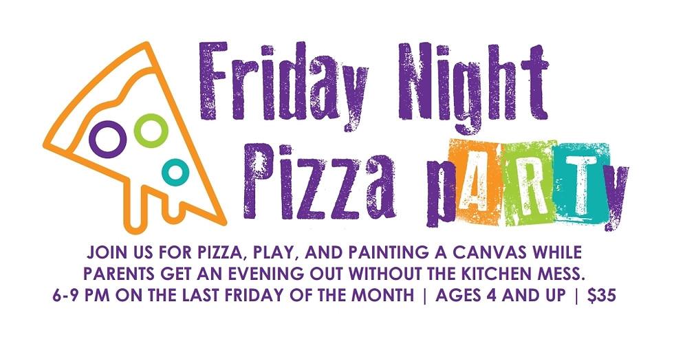 Pizza, Paint, pARTy