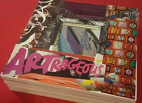 ARTrageous Vision Board