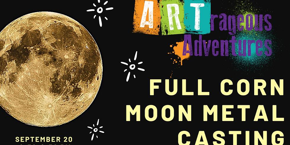 Full Moon Metal Casting for Grown Ups