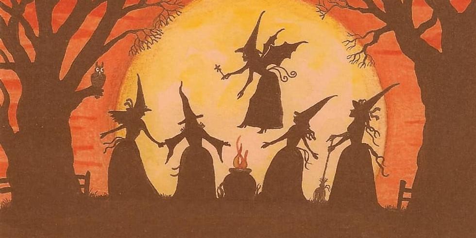 Wacky Witch Wednesday