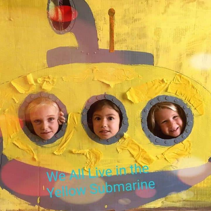 JCC: Yellow Submarine