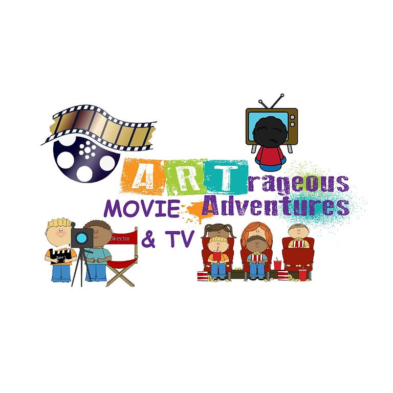 ARTrageous Movie & TV Adventures