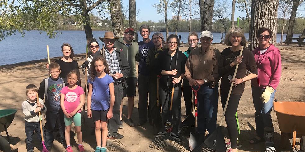 Community Beach Clean Up